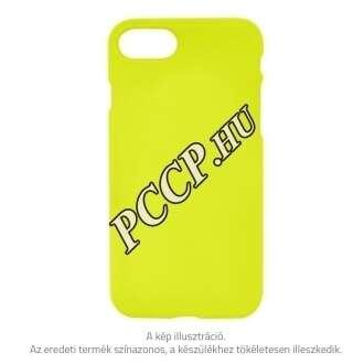 Apple Iphone 7 Plus sárga neon szilikon hátlap