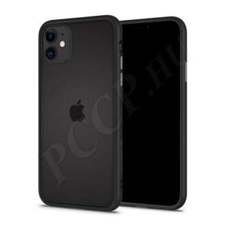 Apple iPhone 11 fekete hátlap