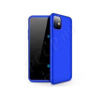Apple Iphone 11 kék hátlap