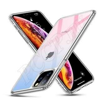 Apple iPhone 11 piros-kék hátlap