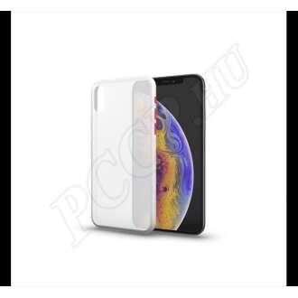 Apple iPhone 11 Pro átlátszó hátlap színes gombokkal - Xprotector