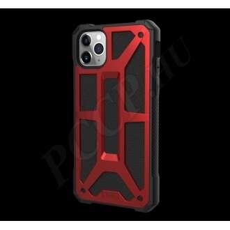 Apple iPhone 11 Pro Max fekete-piros hátlap