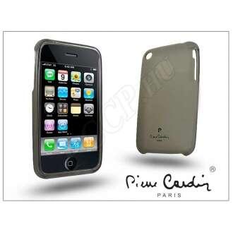 Apple Iphone 3GS fekete szilikon hátlap