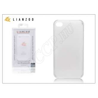 Apple Iphone 4S tejfehér hátlap