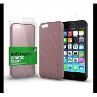 Apple iPhone 5 rozé arany hátlap -  Xprotector