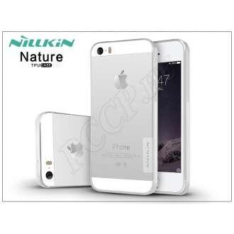 Apple Iphone 5 átlátszó szilikon hátlap