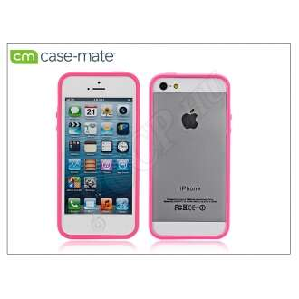 Apple Iphone 5 pink védőkeret