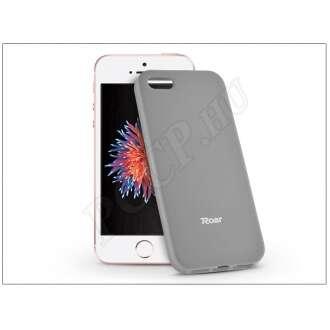 Apple Iphone 5S szürke szilikon hátlap
