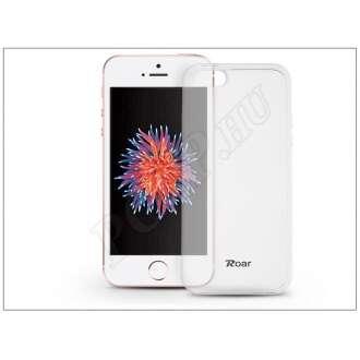 Apple Iphone 5S átlátszó szilikon hátlap