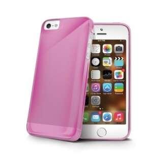 Apple Iphone 5S pink hátlap