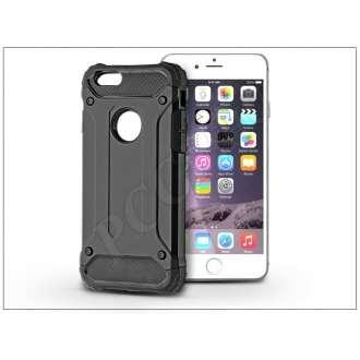 Apple Iphone 6 fekete ütésálló hátlap