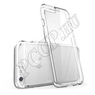 Apple iPhone 6 átlátszó ultravékony szilikon hátlap