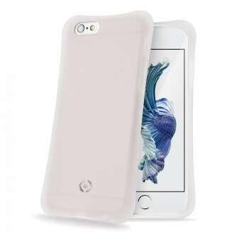 Apple iPhone 6 fehér ütésálló szilikon hátlap