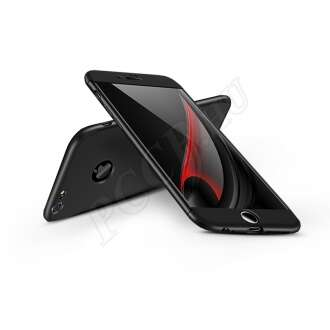 Apple Iphone 6 fekete három részből álló védőtok