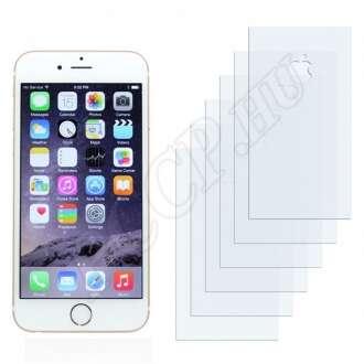 Apple iPhone 6 hátlap (középső rész logo kivágással) kijelzővédő fólia