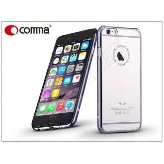 Apple Iphone 6 fekete hátlap Swarovski Kristállyal