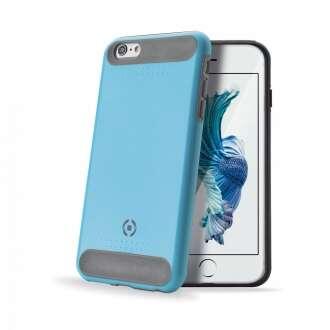 Apple iPhone 6 kék ütésálló szilikon hátlap