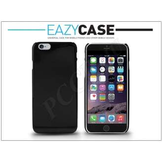 Apple Iphone 6 fényezett fekete műanyag hátlap