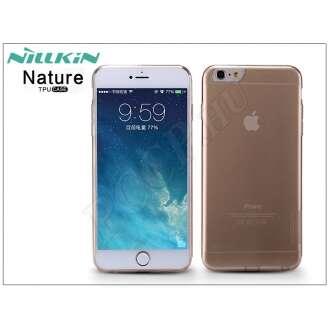 Apple Iphone 6 Plus aranybarna szilikon hátlap