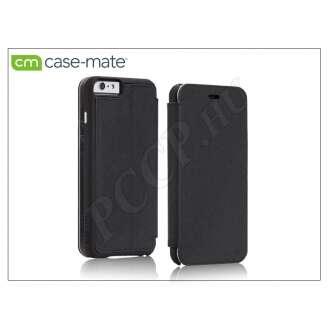 Apple Iphone 6 Plus fekete flip tok