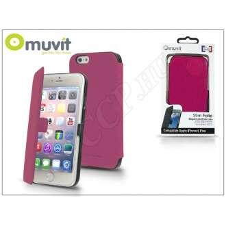 Apple Iphone 6 Plus pink flip tok