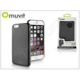 Apple Iphone 6 Plus fekete hátlap