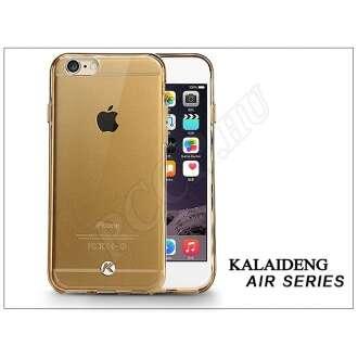 Apple Iphone 6 Plus arany szilikon hátlap