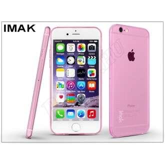 Apple Iphone 6 pink szilikon hátlap