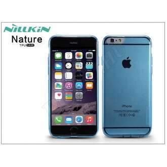 Apple Iphone 6 kék szilikon hátlap