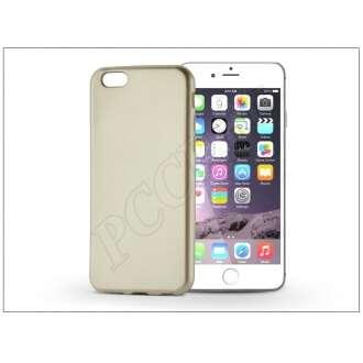 Apple Iphone 6S arany szilikon hátlap