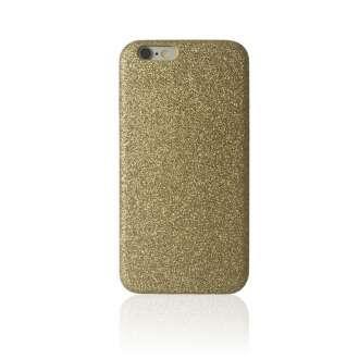 Apple iPhone 6S 'glitter Case - Gold' műanyag hátlap