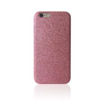 Apple iPhone 6S 'glitter Case - Pink' műanyag hátlap
