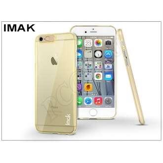 Apple Iphone 6S arany/átlátszó hátlap