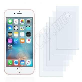 Apple iPhone 6S hátlap (középső rész logo kivágással) kijelzővédő fólia