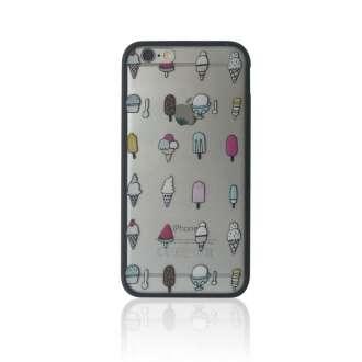 Apple iPhone 6S 'ice Cream' - műanyag hátlap