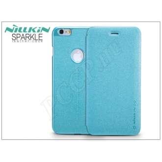 Apple Iphone 6S kék oldalra nyíló flip tok