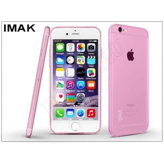 Apple Iphone 6S pink szilikon hátlap