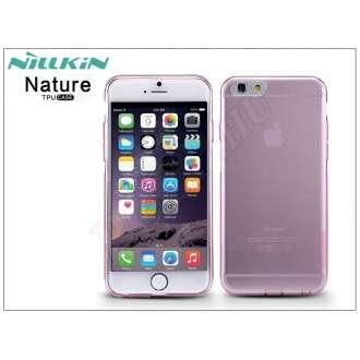 Apple Iphone 6S pink szilikon hátlap