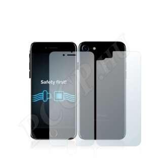 Apple iPhone 7 (elő- és hátlap) kijelzővédő fólia