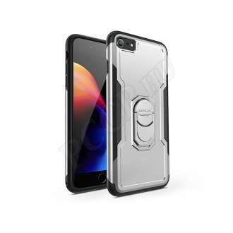 Apple Iphone 7 fekete/ezüst hátlap