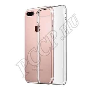Apple iPhone 7 Plus átlátszó ultravékony szilikon hátlap