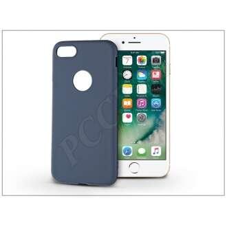 Apple Iphone 7 kék szilikon hátlap