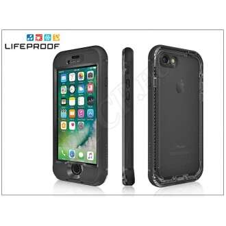 Apple Iphone 7 fekete hátlap (víz, por és ütésálló)