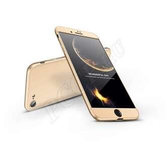 Apple Iphone 8 arany három részből álló védőtok