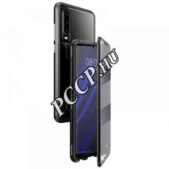 Apple Iphone 8 fekete mágneses telefontok