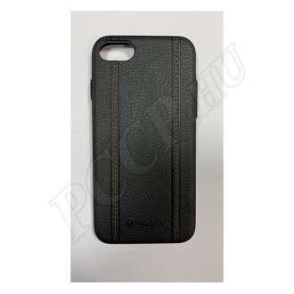 Apple iPhone 8 fekete prémium hátlap