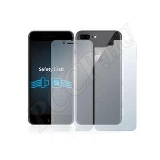 Apple iPhone 8 Plus (elő- és hátlap) kijelzővédő fólia