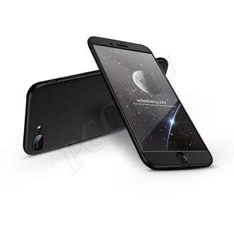 Apple Iphone 8 Plus fekete három részből álló védőtok