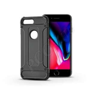 Apple Iphone 8 Plus fekete ütésálló hátlap
