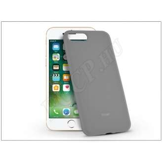 Apple Iphone 8 Plus szütke szilikon hátlap